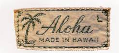 Hawaiian Shirt Labels